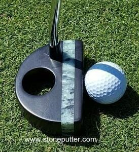 Stone Golf Putters